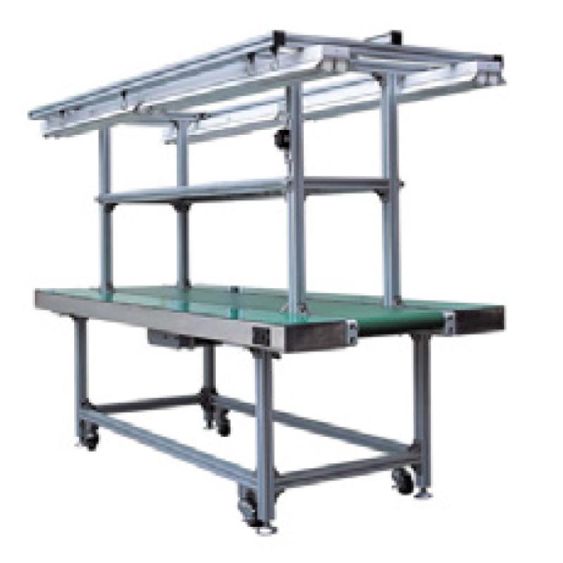 Working Table 부착 Conveyor 90-TA형